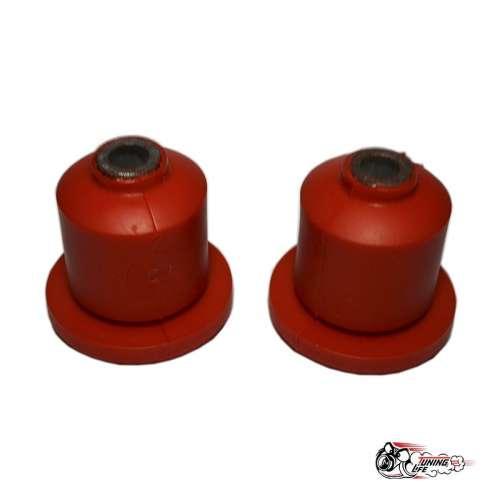 Втулки задней балки ВАЗ 2108-21099/2113-2115 (2шт) Полиуретан красный