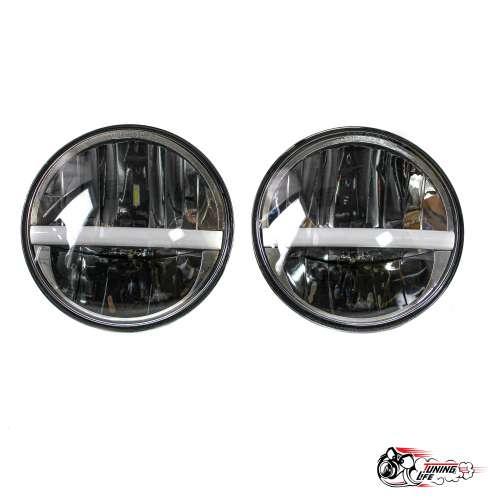 Передние светодиодные фары НИВА LED 2121