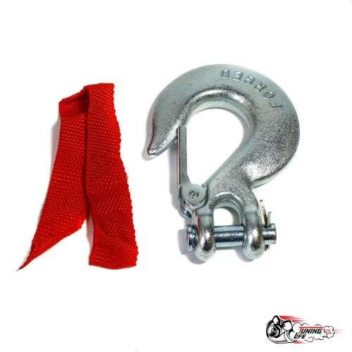 Крюк-гак буксировочный для лебедки 9500-12000LBS