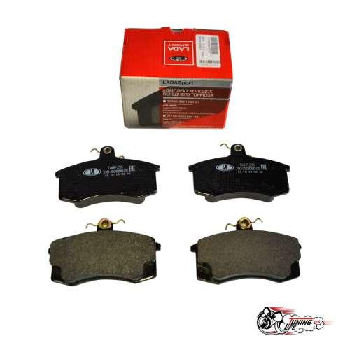 Колодки тормозные Lada Sport ВАЗ 2108 - 2110, ЛАДА Калина/Приора