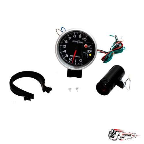 Тахометр Autometer Sport-Comp II 5 дюймов