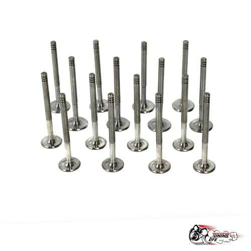 Клапана AMP 16V ВАЗ 2110-2112,Калина,Калина2,Гранта,Приора (комплект 16 штук)