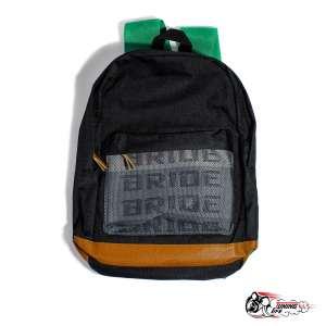 Рюкзак Bride Takata для JDM'щиков и Дрифтеров (зеленый)