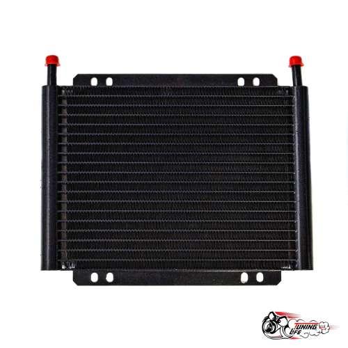 Дополнительный радиатор охлаждения АКПП улучшенный (большой)
