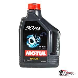 Трансмиссионное масло MOTUL для мостов 90 РА SAE90 2л