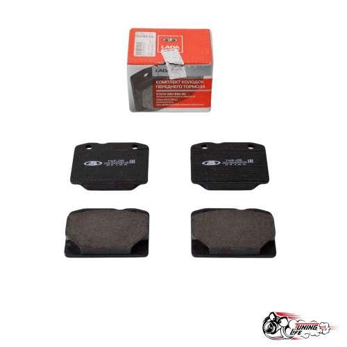 Колодки тормозные Lada Sport ВАЗ 2101 - 2107