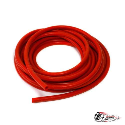 Вакуумный шланг, красный 8мм