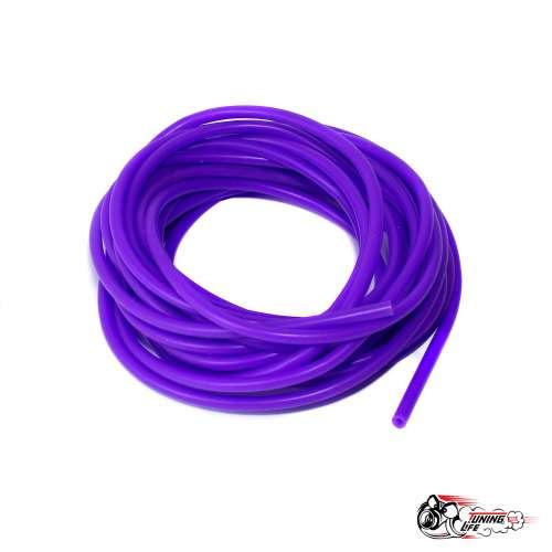 Вакуумный шланг, фиолетовый 3мм
