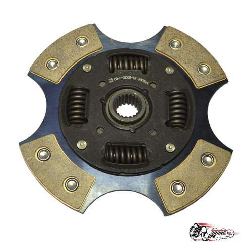 Диск сцепления ВАЗ 2108 Pilenga (металлокерамика)