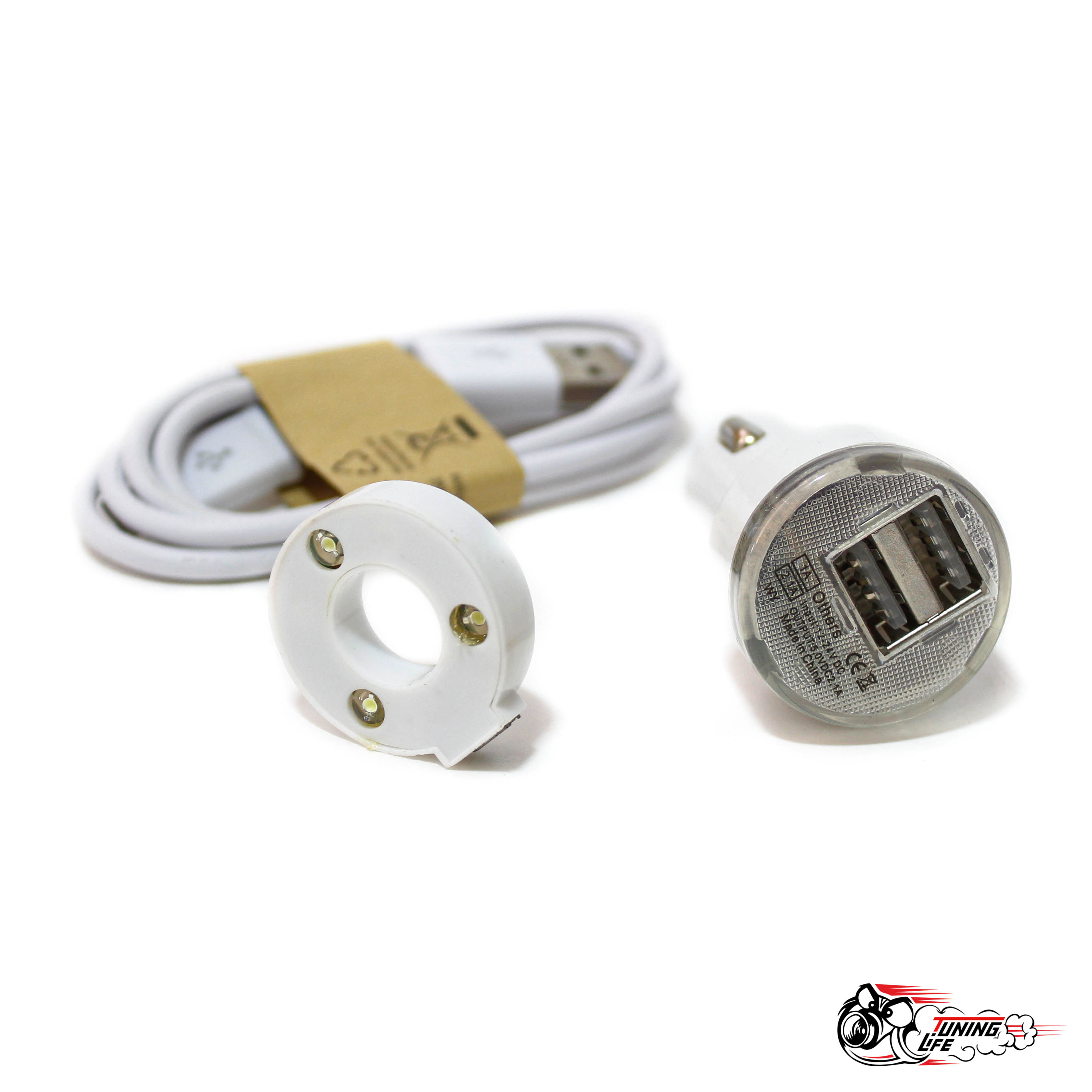 Подсветка LED для ручек переключения передач в стиле JDM