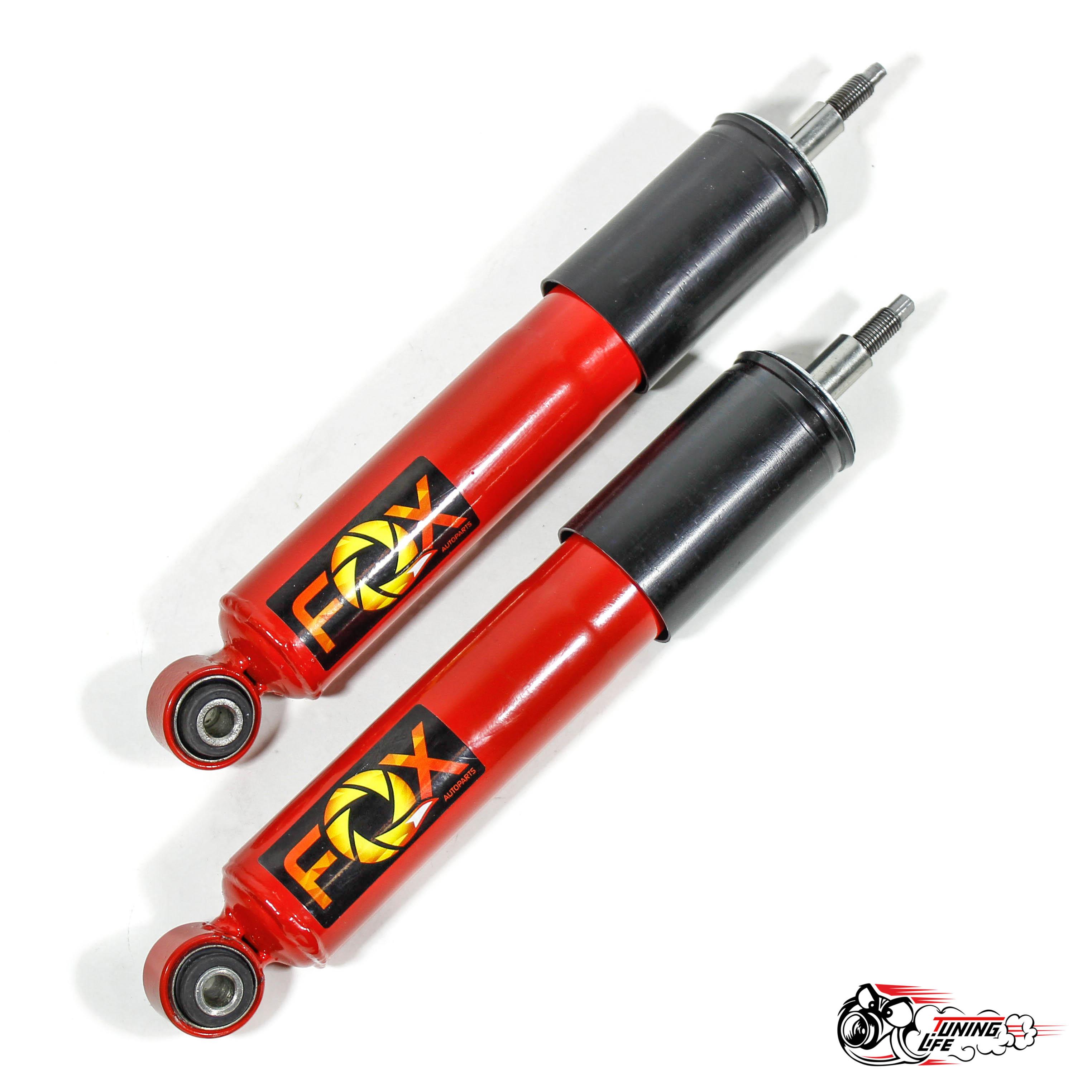 Амортизаторы передние ВАЗ 2101-2107 FOX -50мм газ/масло